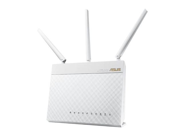 New RT-AC68w Wireless AC1900 Dual-Band Gigabit Router variation of RT-AC68u