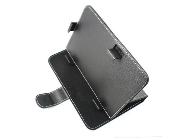 PU Leather Protective Carrying Case For 7 inch Tablet PC - Black