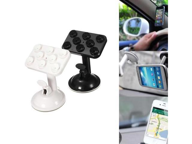 720? 10x7cm Rotating Stand Holder Car Windshield Sucker Mount For Cellphone Tablet GPS