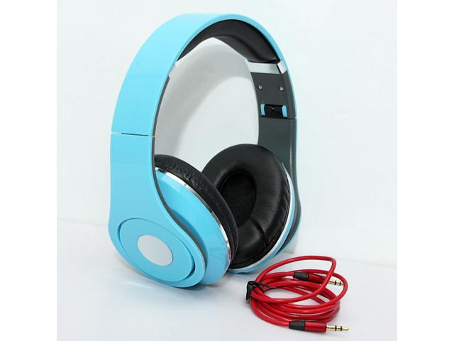 NEW 3.5mm Adjustable Over-Ear Earphone Headphone for iPod MP3 MP4PC iPhone 4/4s/5/5s Music