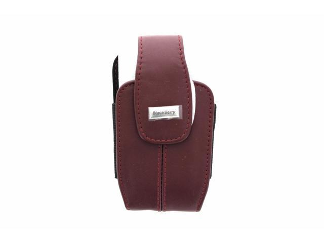 BlackBerry Leather Swivel Holster for BlackBerry 8300