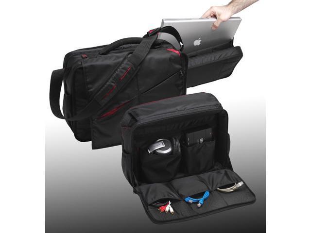 Kaces Razor Xpress Mobile Producer Bag, Ballistic Nylon, Ample Storage, KXDJ