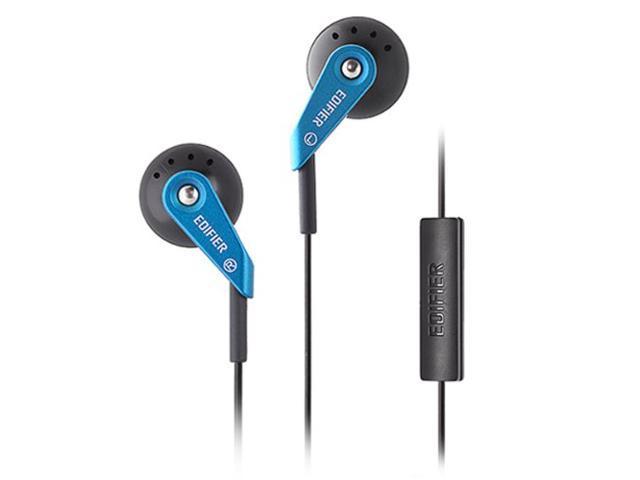 Edifier Hi-Fi Enhanced Bass Stereo Earbud 3.5mm Headphone with Mic