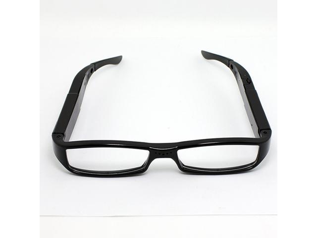 Optical Glasses Spy 720P Super Mini DVR Slim Glasses HD Camera Eyewear Spy Sunglasses Cameras Hidden Camera