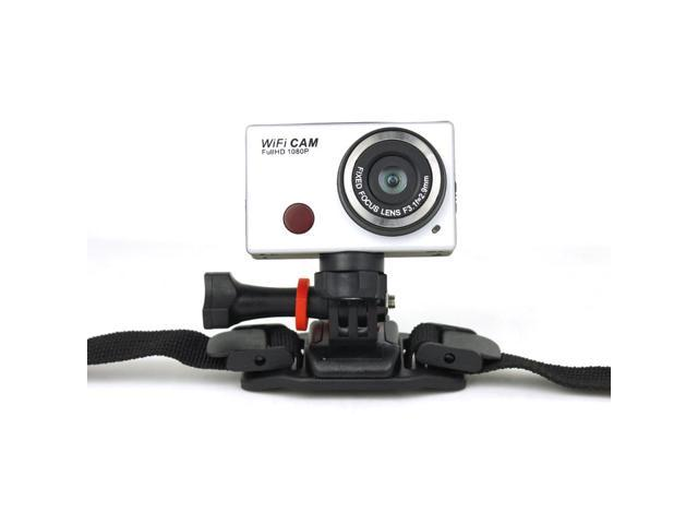 White F21 5.0MP Full HD 1080P Waterproof Action Sport Camera CAM WiFi DV Camcorder WDV5000 Support Android IOS