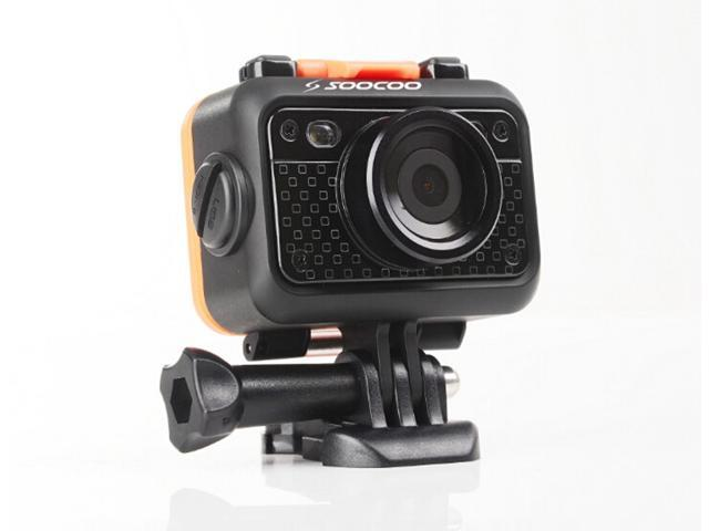 S60 WiFi Diving Waterproof 1080P Full HD Sport Camera DV with Remote Control Camera Camcorder