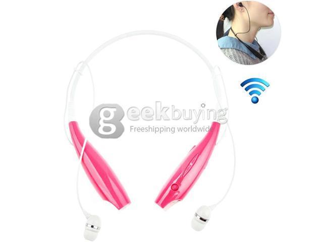 Geek Buying New Sport Neckband Headset In-ear Wireless Bluetooth Stereo Earphone Headsets TM-730