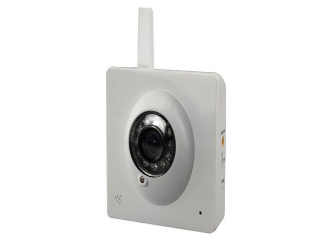 Wansview Wireless IP Camera Internet Surveillance Camera Build in WIFI Module Built-in Microphone With Phone Viewing