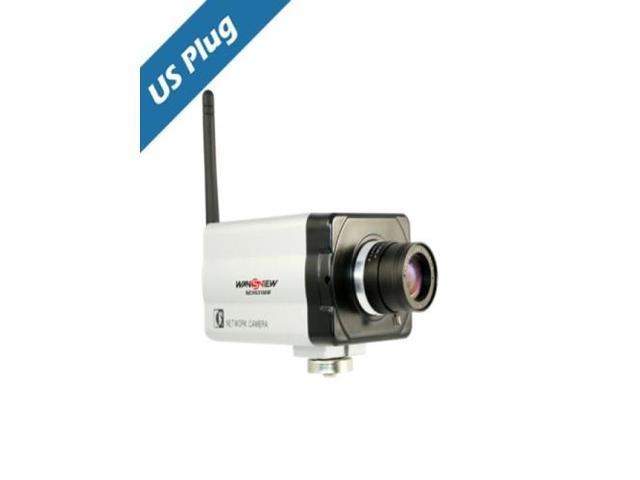 Wansview NCH531MW H.264 Mega Pixel Wireless IP Camera Security IR Night Vision, US Plug TGO0030