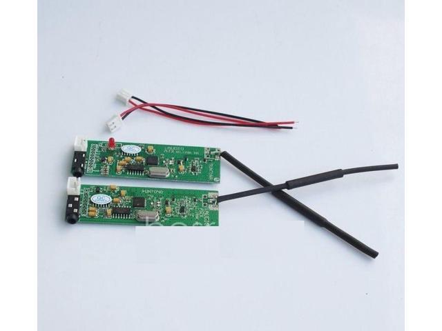 2 4GHz NRF24Z1 Bidirectional Communication Wireless Audio Speakers NX105PA