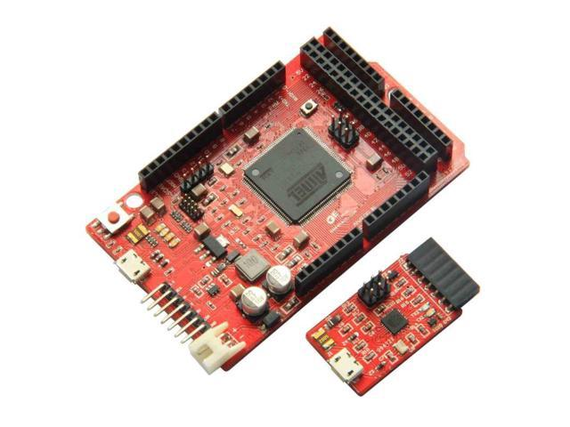 Iduino Due Pro with USB Serial Adapter Completely Compatible with Arduino Due