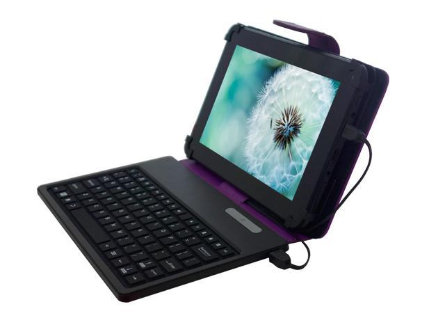 Double Power E Series EM63 K-PUR 7-Inch 8 GB Tablet (Purple)
