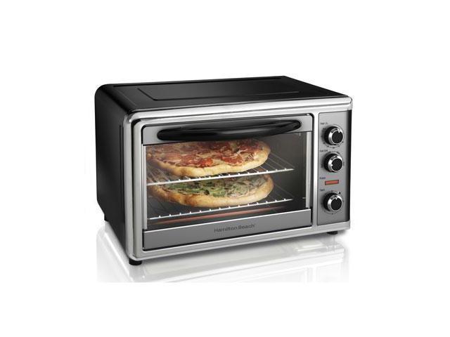 Hb Countertop Oven Black