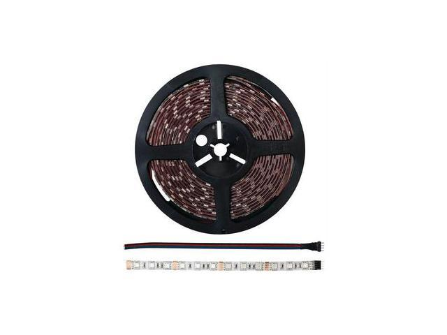Install Bay 5mrgb-1 Led Strip Light With 16 Selectable Colors 5m