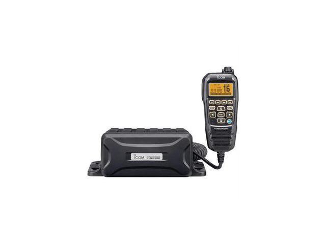 Icom M400bb 25-watt Black Box Radio With Hm195 Command Mic Iv
