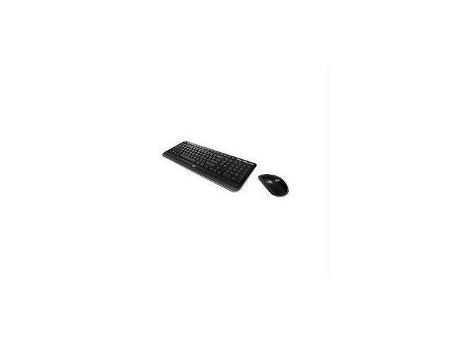 Hewlett Packard Sbuy Hp Promo Wireless Keyboard & Mouse