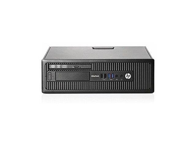 Smart Buy Elitedesk 800 SFF Intel Core I5-4570 3.2GHz 4GB RAM 500GB HDD Windpws 7 Professional 64-bit Desktop Computer