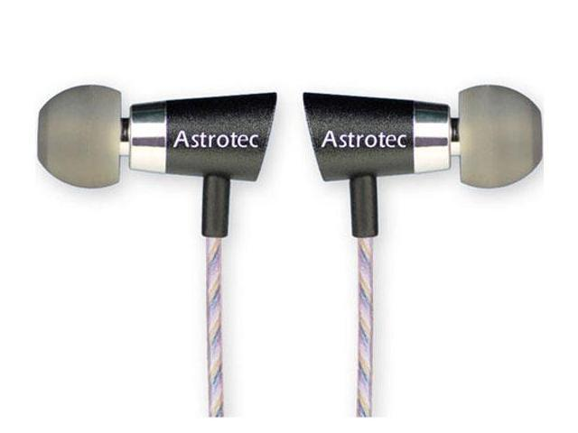 Astrotec AM-90Mic Moving Iron In-Ear Earphone with microphone Balck