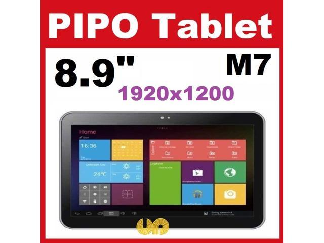 PIPO M7 PRO 3G Tablet PC 8.9'' IPS Screen 1280*800 Android 4.2 RK3188 Quad Core 2G/16GB built-in GPS Dual Camera WIFI HDMI