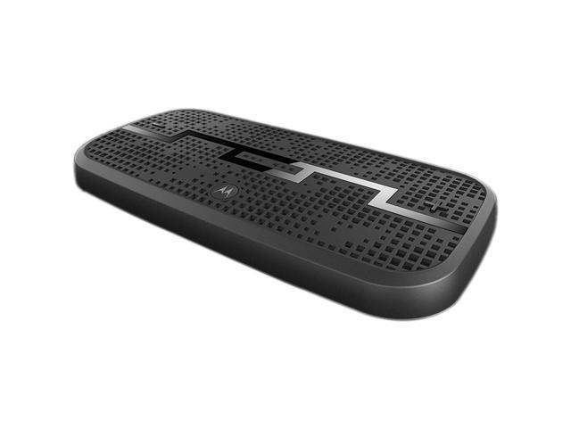 DECK by SOL REPUBLIC x Motorola Bluetooth Speaker