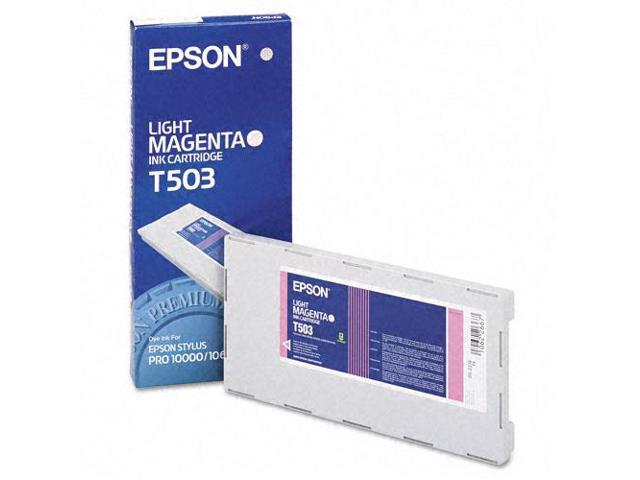 Epson Light Magenta Ink Cartridge
