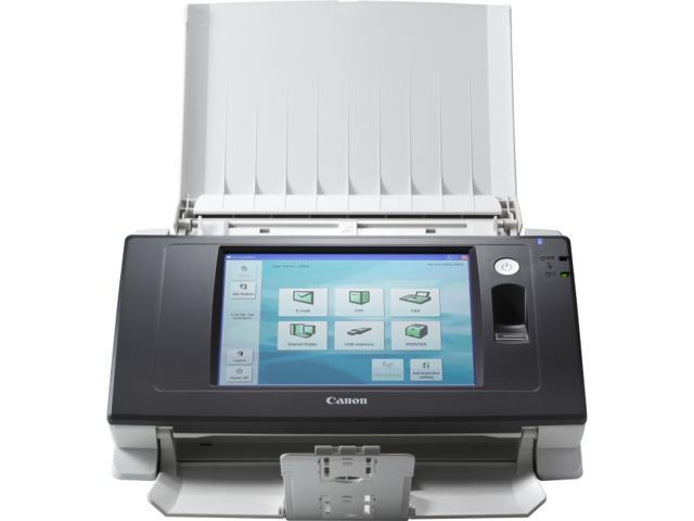 Canon - 4575B007 - Canon ScanFront 300P Sheetfed Scanner - 24-bit Color - 8-bit Grayscale - USB - Ethernet