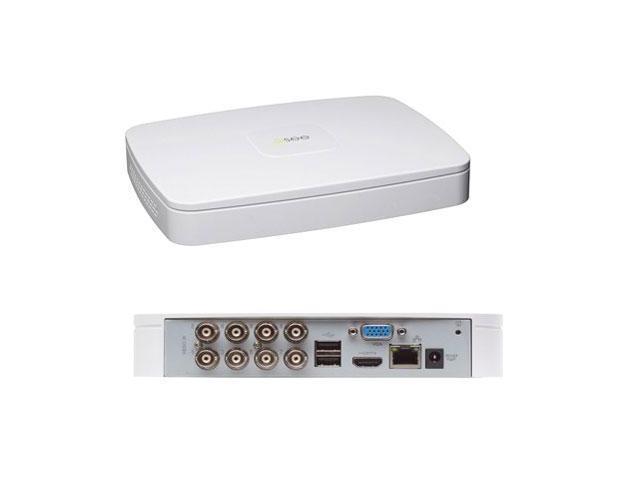 Q-See - QC308 - Q-see QC308 Video Surveillance Station - Digital Video Recorder - H.264 Formats - 240 Fps - Composite
