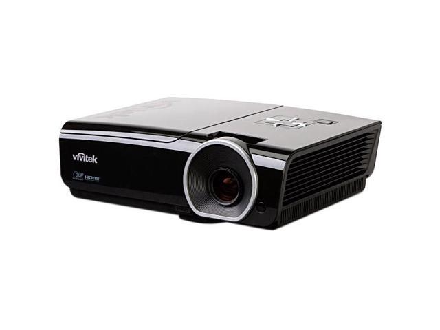 Vivitek - D967-BK - Projector D967-BK 5500Lumens WUXGA DLP 10000:1 HDMI for any Projector Black