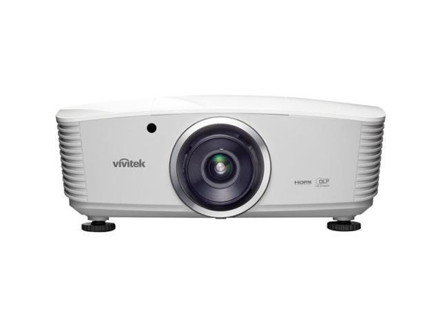 Vivitek - D5010-WNL - 6, 000 Lumen XGA DLP Projector (No lens)