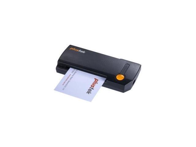 Plustek Technology - 783064254496 - Plustek MobileOffice S800 Business Card Organizer - 16 bit Grayscale - 600 dpi - USB