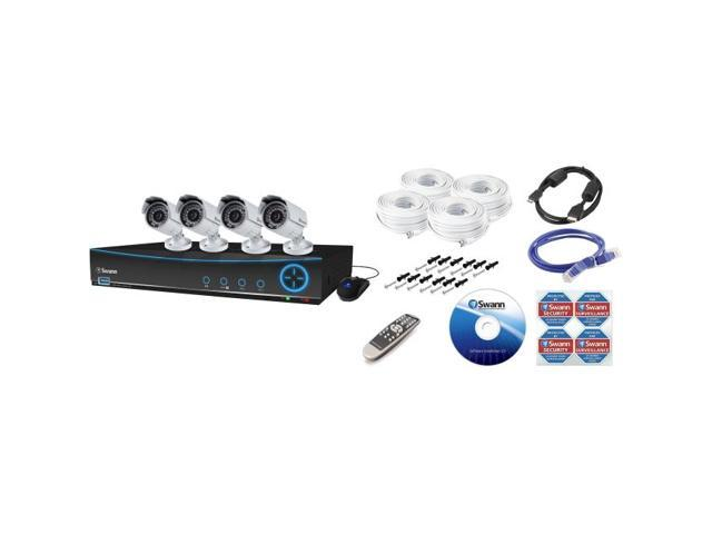 Swann DVR4-4200 4 Channel 960H Digital Video Recorder & 4 x PRO-642 Cameras
