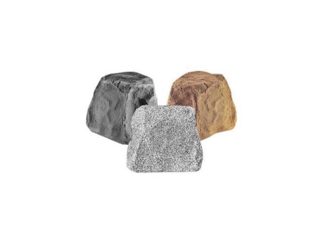 OSD Audio - RX550WhiteGranite - OSD Audio RX550 100 W RMS Outdoor Speaker - 2 Pack - White Granite - 65 Hz to 20 kHz ...