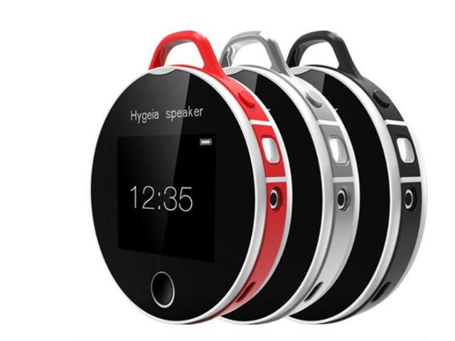 Hygeia Mini Portable Smart Bluetooth Speaker for android phone and tablet with healthy detection function