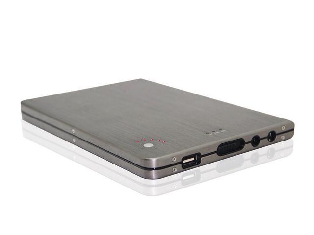 16,000mAh Multi-Voltage (5V/12V/16V/19V) Power Bank/Travel charger - Includes US,UK & EU Adapters.