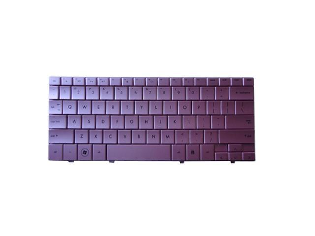 New HP Mini 110 Pink Netbook Keyboard 537954-001