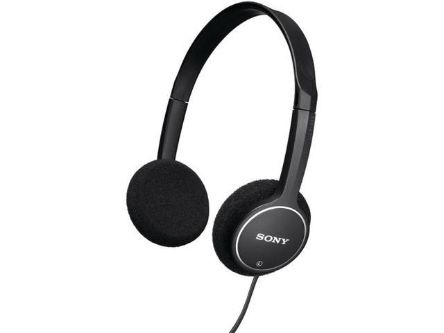 SONY MDR222KD/BLK CHILDREN'S HEADPHONES