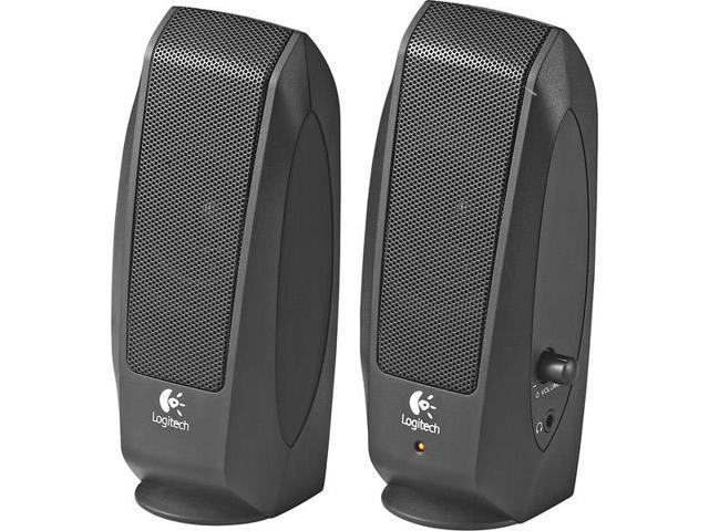 2.0 Active Multimedia Speakers S120