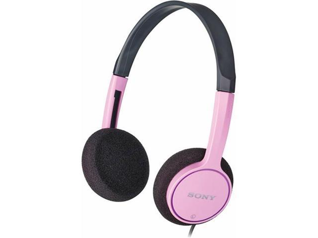 Small Pink Headphones For Children