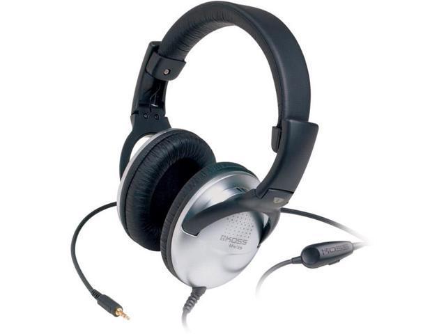 UR-29 Mix Jockey Headphones with In-Line Volume Control