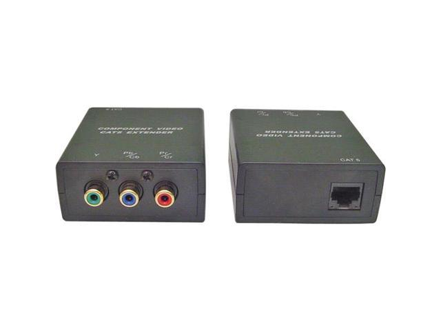 Component Video Over CAT5 Extender