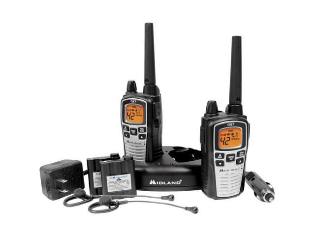 X-TRA TALK GMRS 2-Way Radios with 36-Mile Range