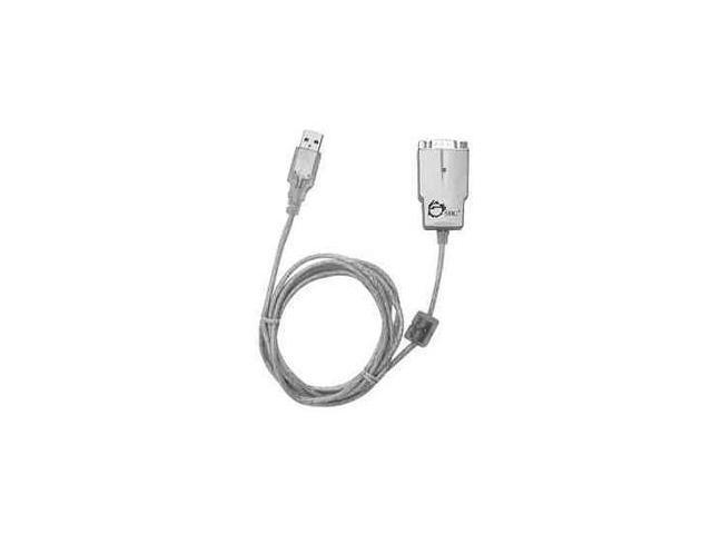 SERIAL ADAPTER - EXTERNAL - USB - RS-232