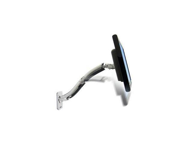 MX WALL MOUNT LCD ARM - ALUMINUM SILVER