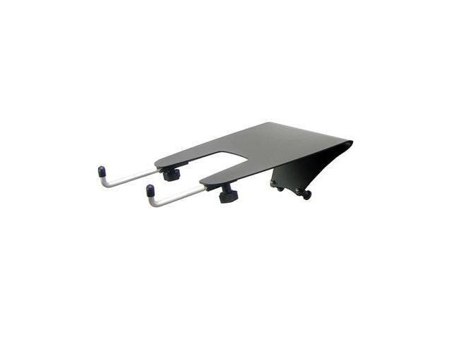 NOTEBOOK ARM MOUNT TRAY - BLACK