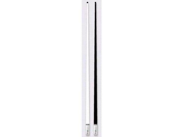 Digital 529-VW 8' White VHF Antenna White