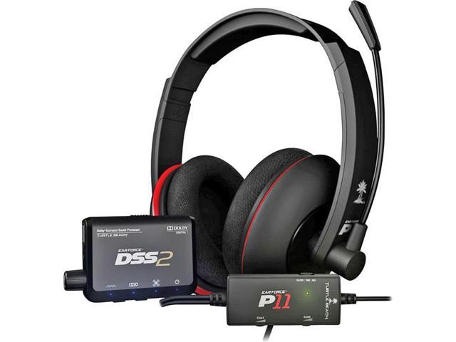 TBS-2140-01 Ear Force® DP11 Dolby® Surround Sound Gaming Headset for PS3® and PC