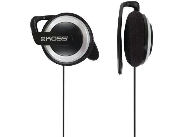 Koss - On-Ear Sport Clip Headphones