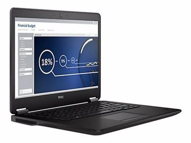 DELL Laptop 463-4846 Intel Core i7 5600U (2.60GHz) 16GB Memory 256GB SSD 14.0