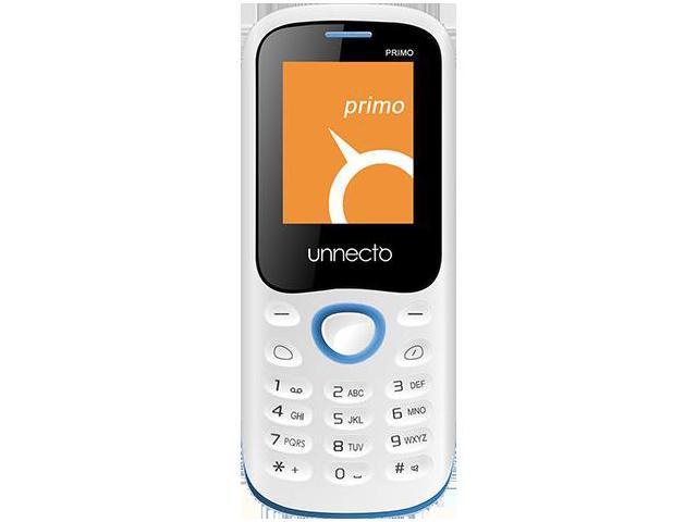 Primo White/Blue- Dual SIM - OEM