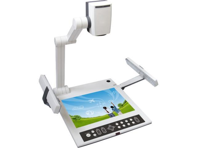 Vidifox DV485 Wi-fi Wireless 1080P Full HD Desktop Document Camera - the industry's first Wi-fi on-board integrated document camera and the best ...